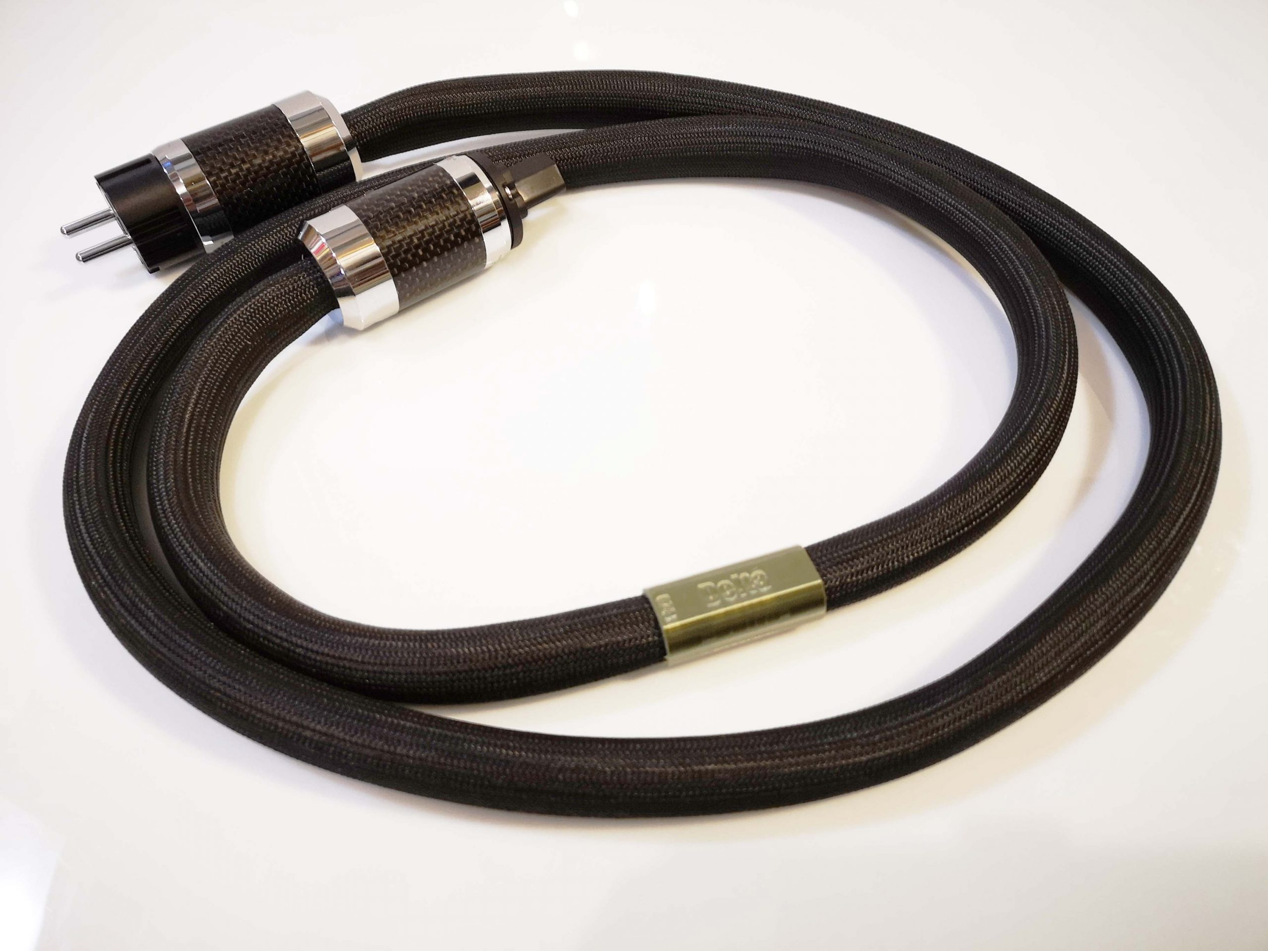 Delta Secteur Schuko Power Odeion Cables