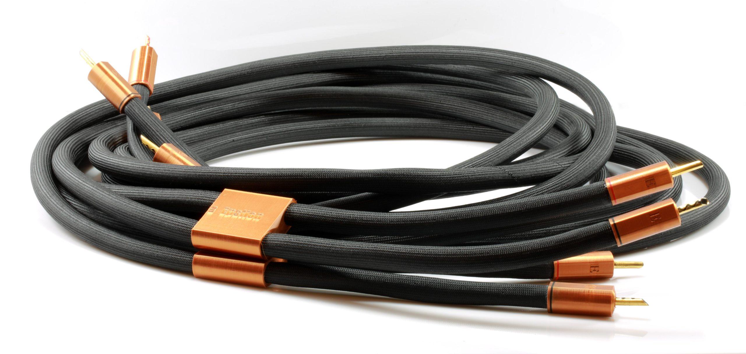 Epsilon câble d'enceintes HP speaker Odeion Cables