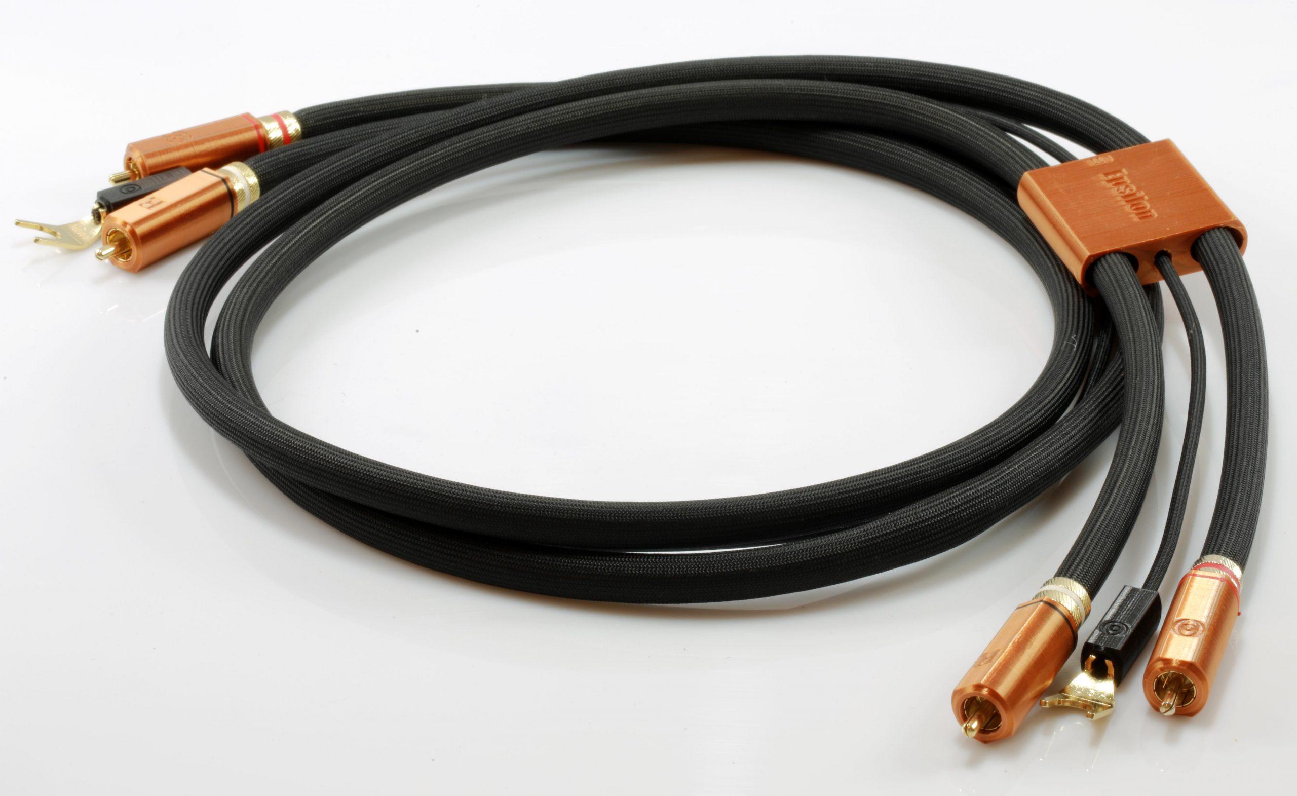 Epsilon Phono RCA odeion cables